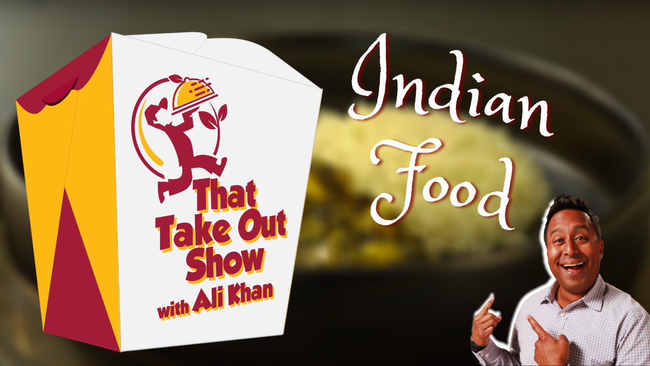 In the Mood for Indian Food