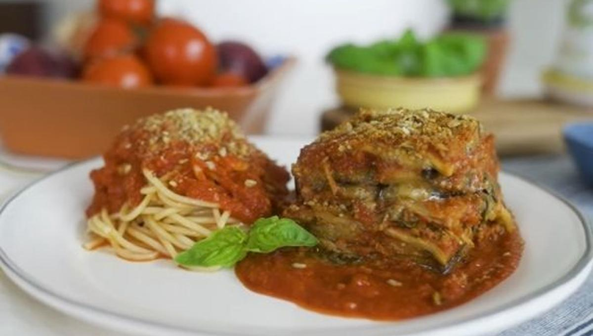 Feasting With FARE: Eggplant Parmesan   Food Allergy ...