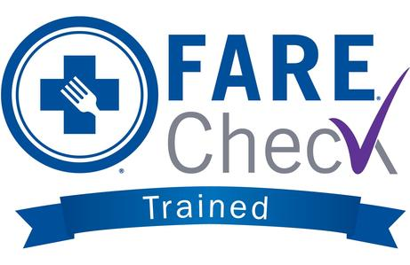 FARECheck Trained Logo