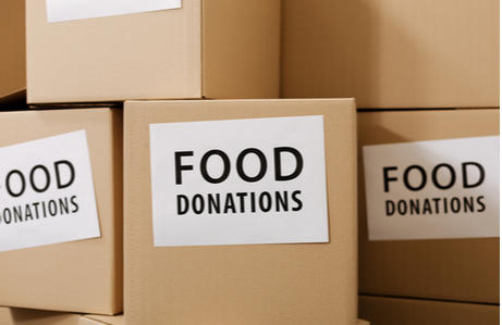 Food Donation Boxes