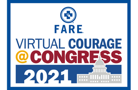 Courage at congress logo