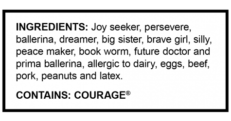 Contains Courages