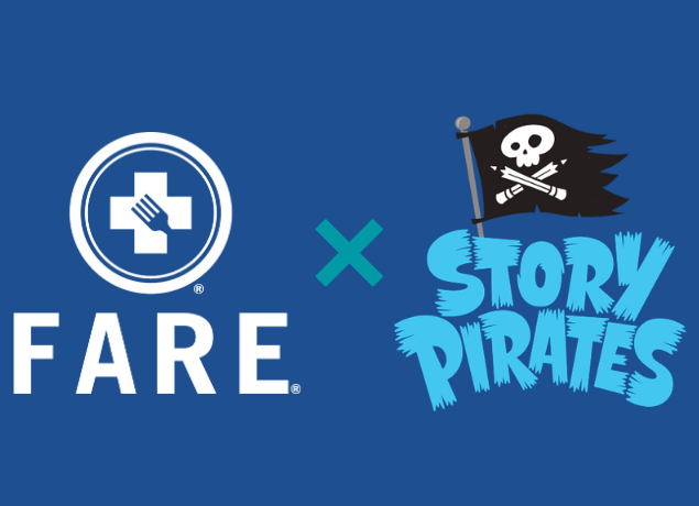 FARE and Story Pirates